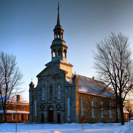 Église Ste-Brigide d'Iberville