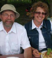 Cécile et Jean-Guy Paquette
