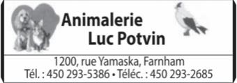 Animalerie Luc Potvin