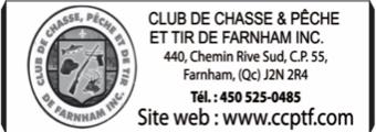 Club de chasse et peche et tir de Farnham