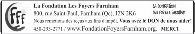 La Fondation Les Foyers Farnham