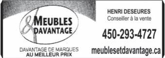 Meuble Davantage