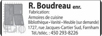 R. Boudreau
