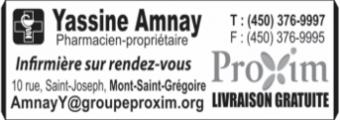 Yassine Amnay Proxym