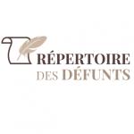 RÉPERTOIRE DES DÉFUNTS